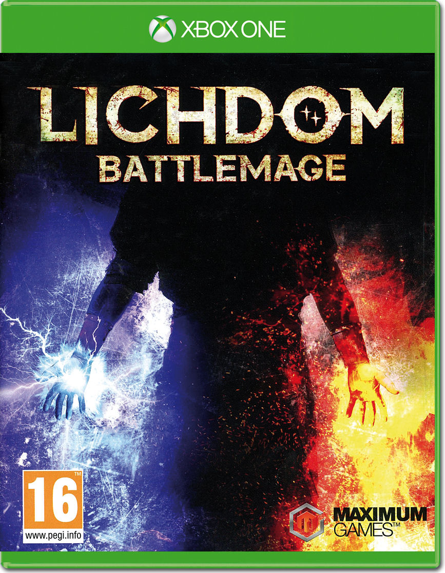 ✅ Lichdom: Battlemage XBOX ONE Key🔑
