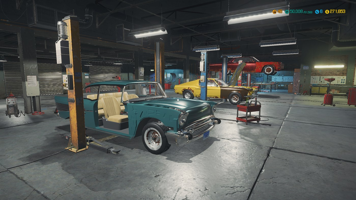 ✅ Car Mechanic Simulator XBOX ONE Key 🔧 🔑