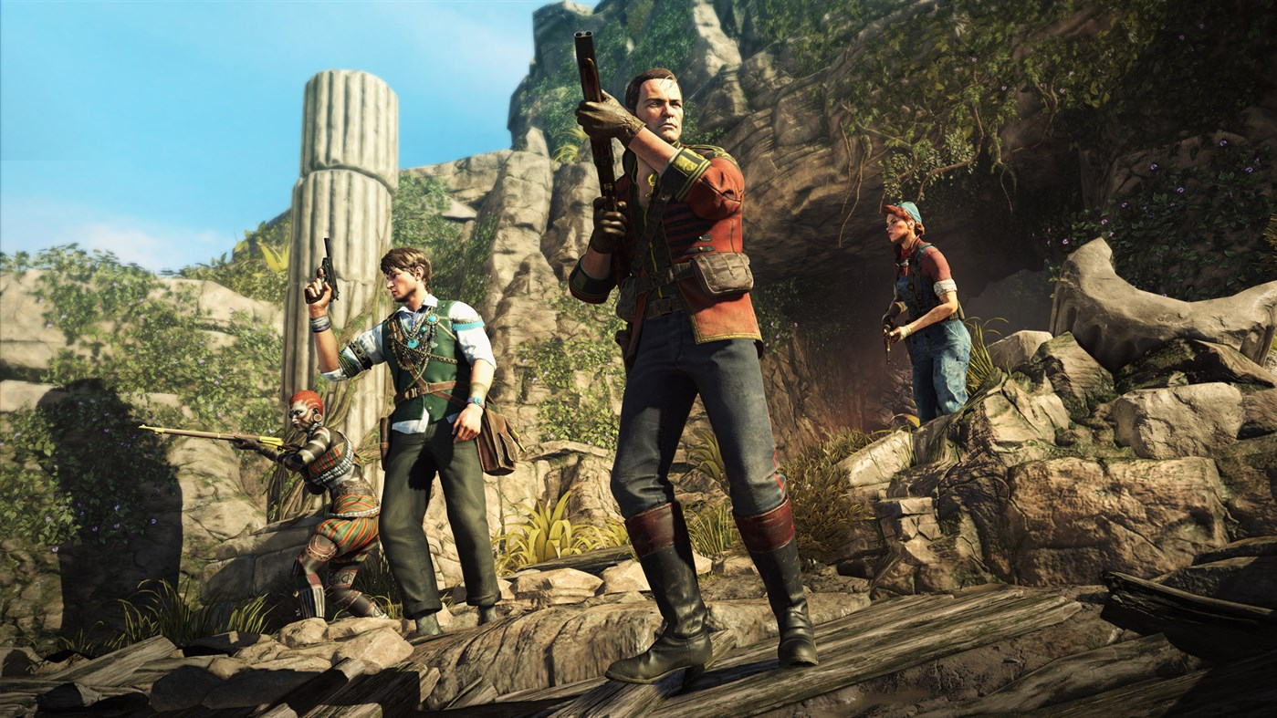 ✅  Strange Brigade Deluxe Edition Xbox One Key 🔑🔥