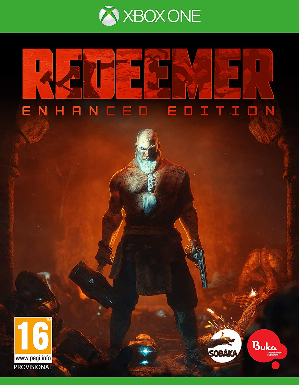 ✅Redeemer - Enhanced Edition Xbox One Key📿 🔑