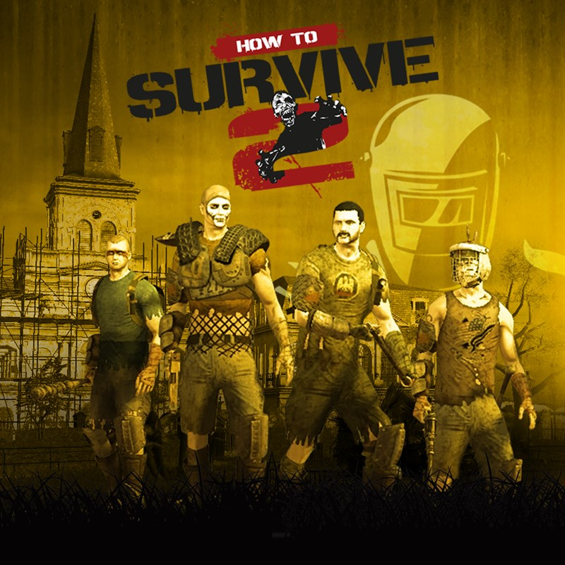 ✅How To Survive 2 Xbox One Key🔑⭐