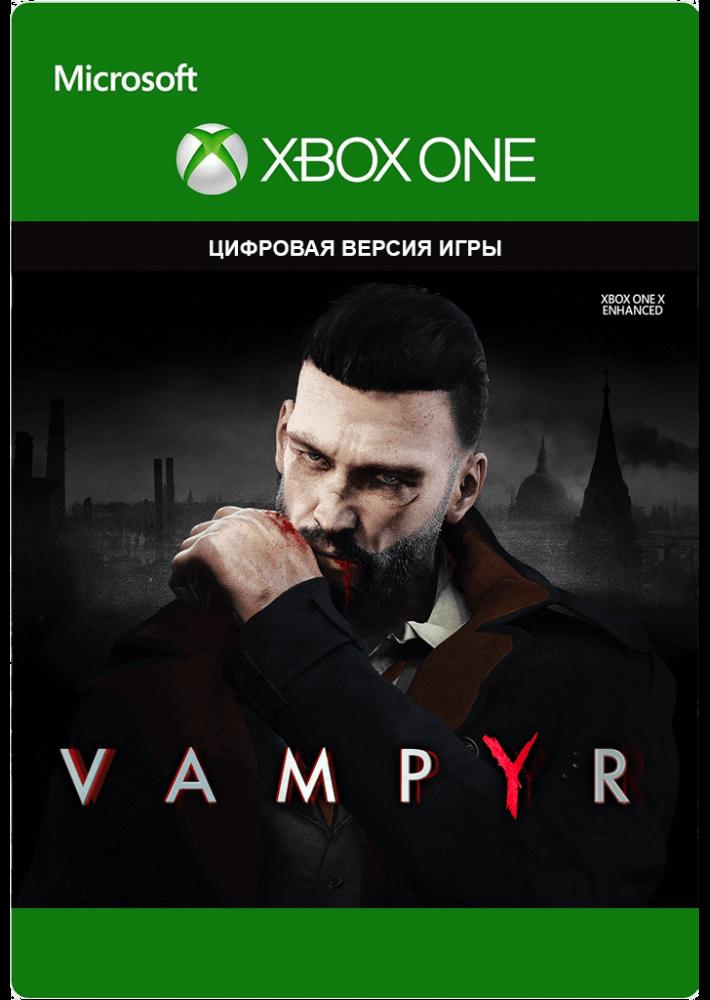 ✅ Vampyr Xbox One Ключ 🔑⭐