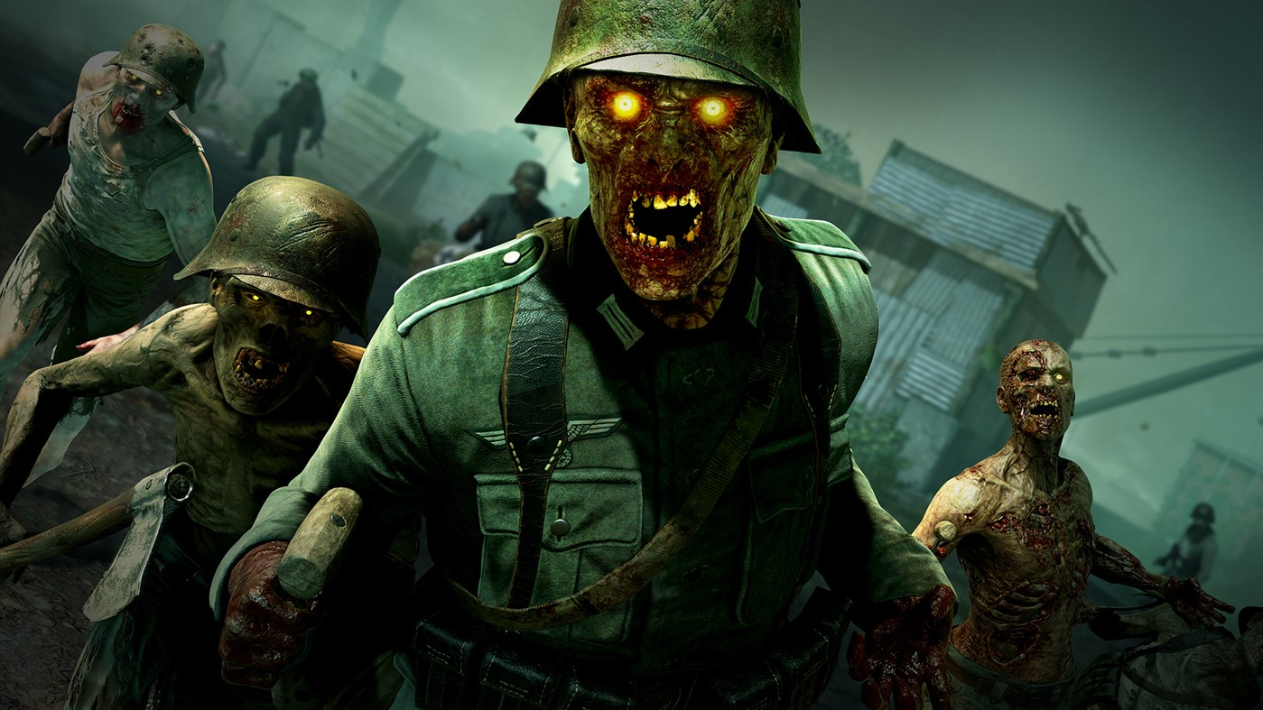 ✅Zombie Army 4: Super Deluxe Edition Xbox One Key🔑⭐