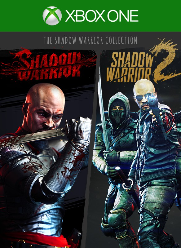 ✅The Shadow Warrior Collection Xbox One Key 🔑⭐