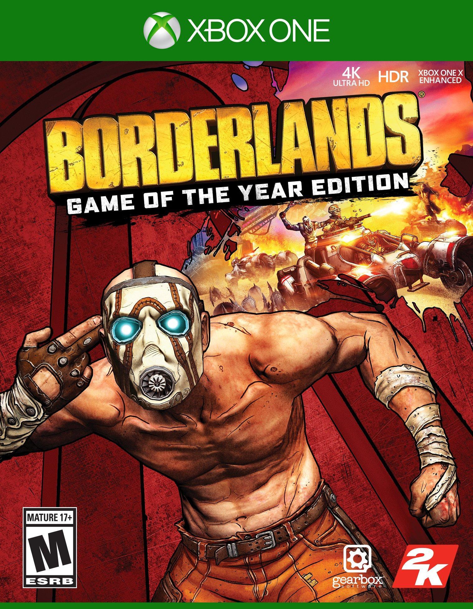 ✅ Borderlands: GOTY XBOX ONE SERIES X|S Россия Ключ🔑💥