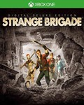 Strange Brigade Deluxe Edition Xbox One Ключ