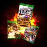 Dangerous Driving Crash Mode Bundle Xbox One Ключ