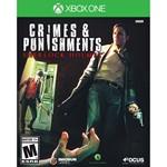 Sherlock Holmes:Crimes and Punishments Xbox One Ключ