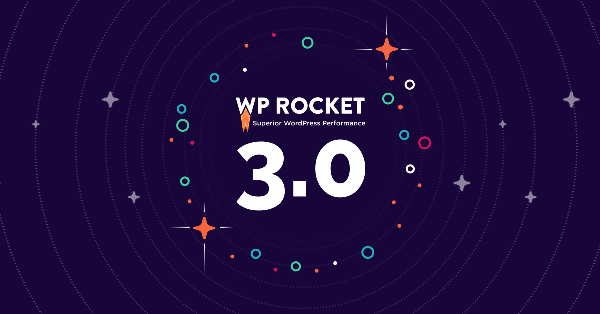 WP Rocket 3.3 - Cache Plugin for WordPress 2019