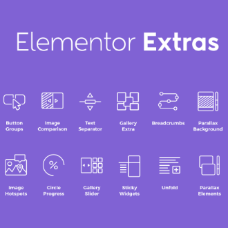 Elementor Extras - Widgets and Addons for Elementor