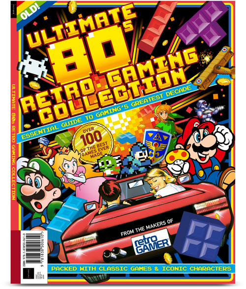 Ultimate 80´s Retro Gaming Collection (PDF, 2019)
