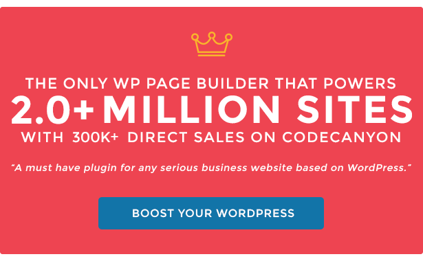 WPBakery Page Builder Plugin for WordPress