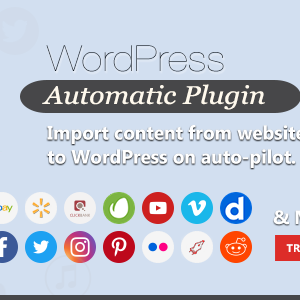WordPress Automatic Plugin - Wordpress Content Grabber
