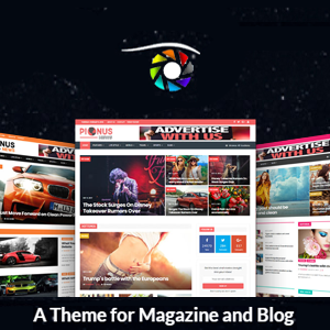 PantoGraph - Newspaper Magazine Theme