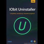 IObit Uninstaller 9 PRO - Ключ на 1 год - 3 ПК