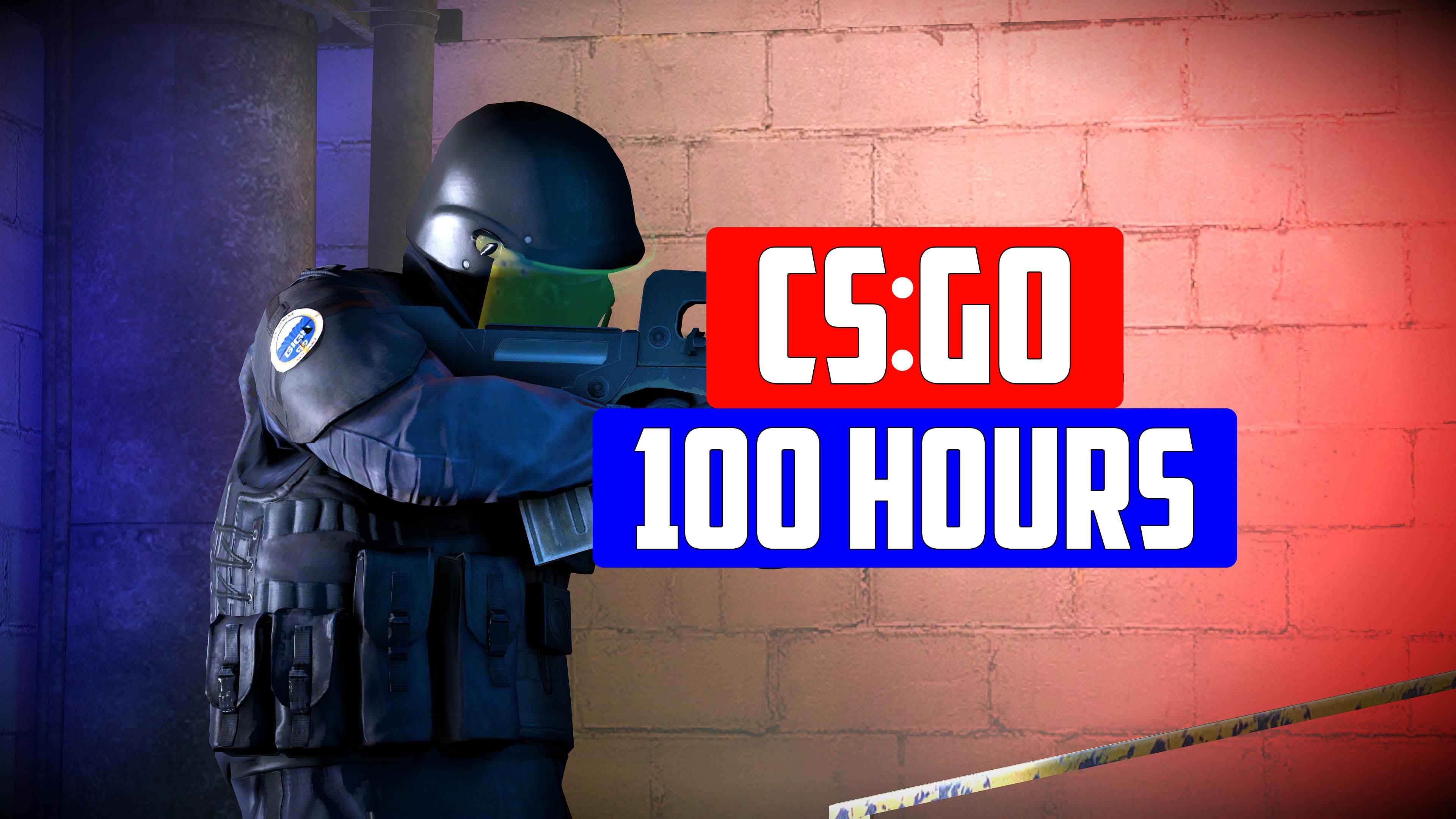 ✅ CS:GO 100 часов ✅ С родной почтой