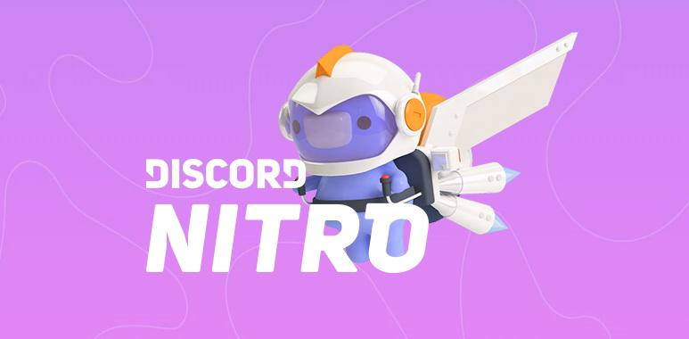 Фотография 🚀 гифт код discord nitro 1 месяц + 2 буста 🚀