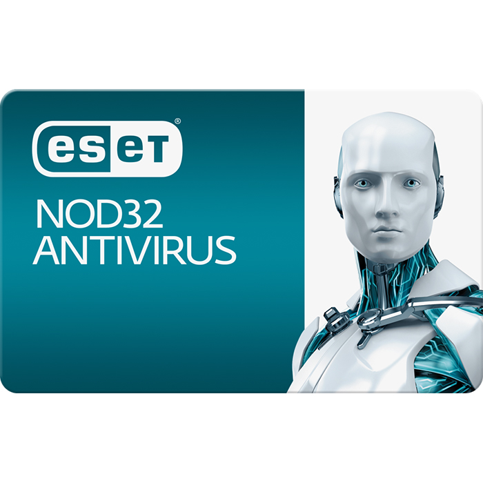 ESET NOD32 Antivirus 2020 1PC 1 Year