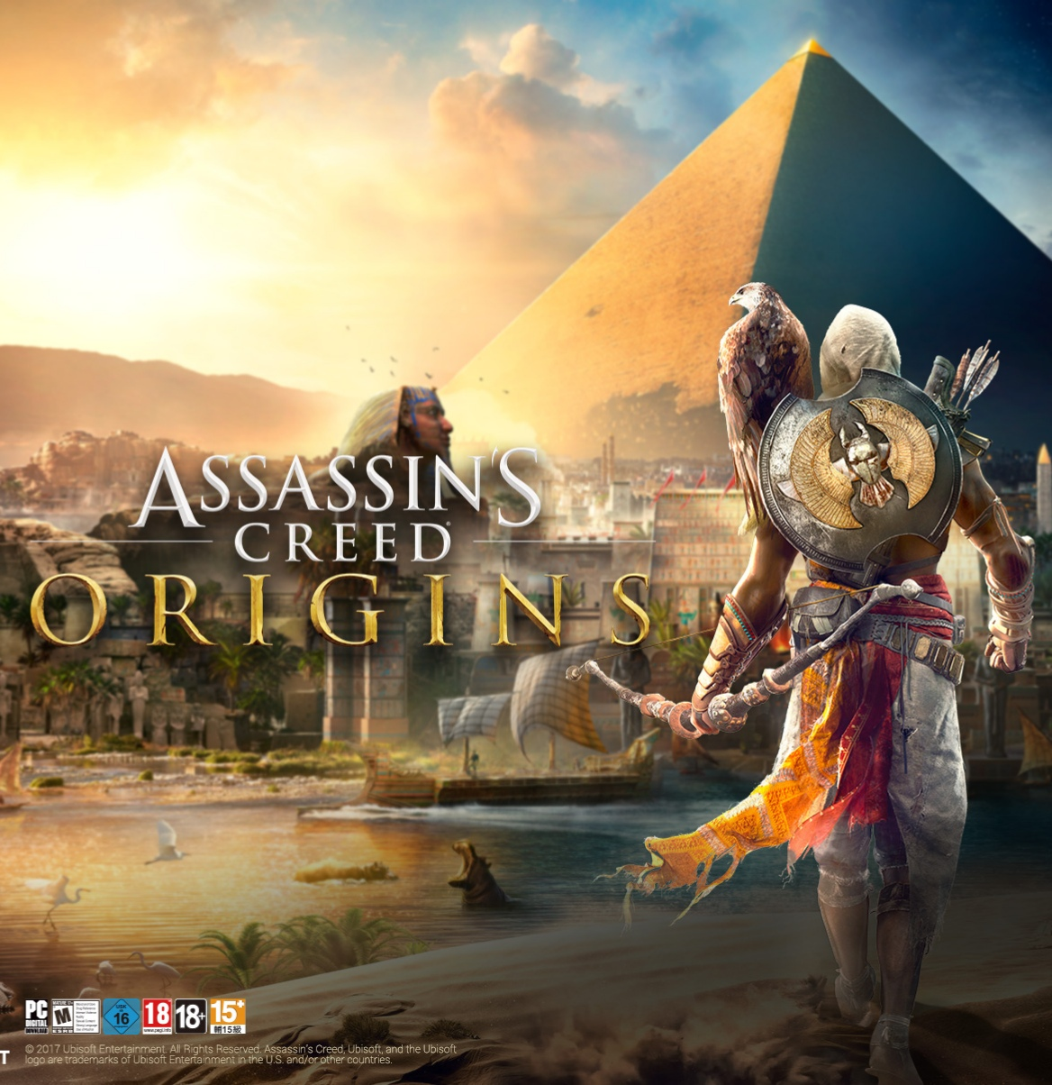 ASSASSIN CREED ORIGINS XBOX ONE GOLD EDITION 🥝
