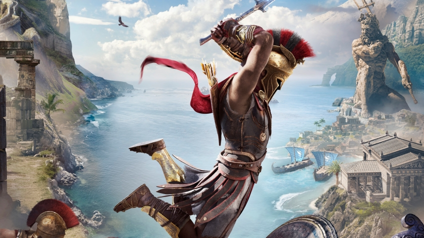 Assassin´s Creed ODYSSEY Gold Edition xbox one 🥝