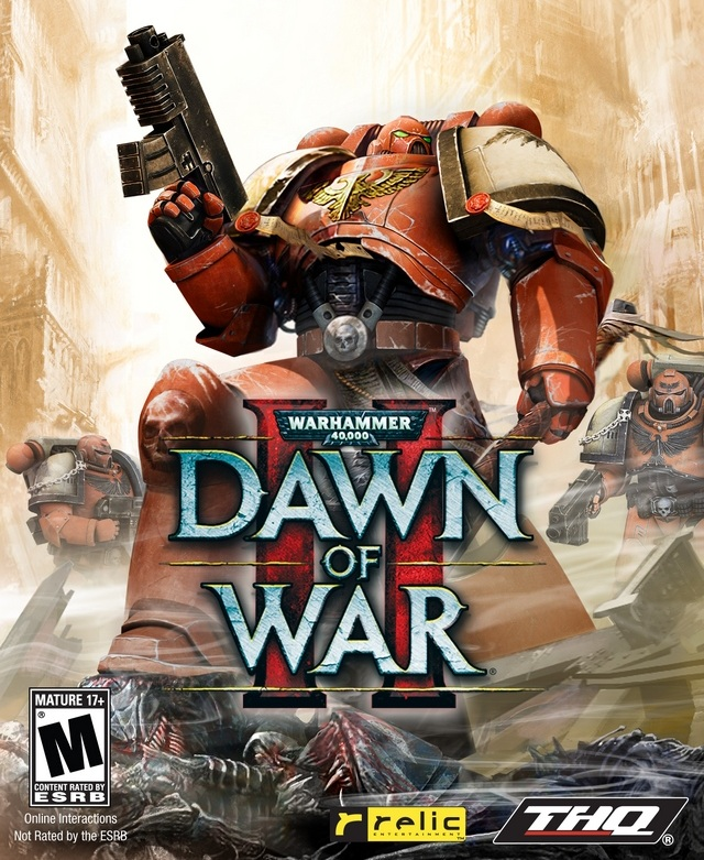 Warhammer 40,000: Dawn of War II Steam Key Region Free