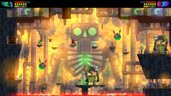 Guacamelee! Super Turbo Championship STEAM KEY GLOBAL