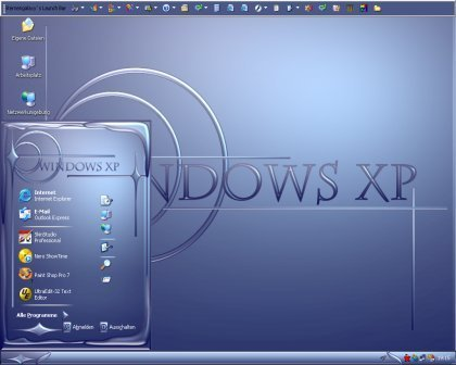 Windows  Metallic Theme