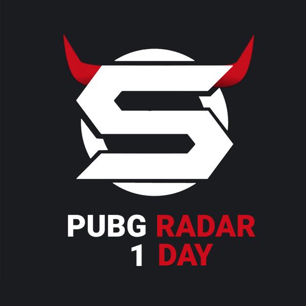 Фотография pubg radar - 1 день