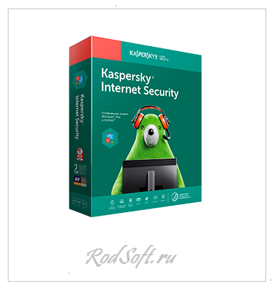 Kaspersky Internet Security 1 year 2 devices