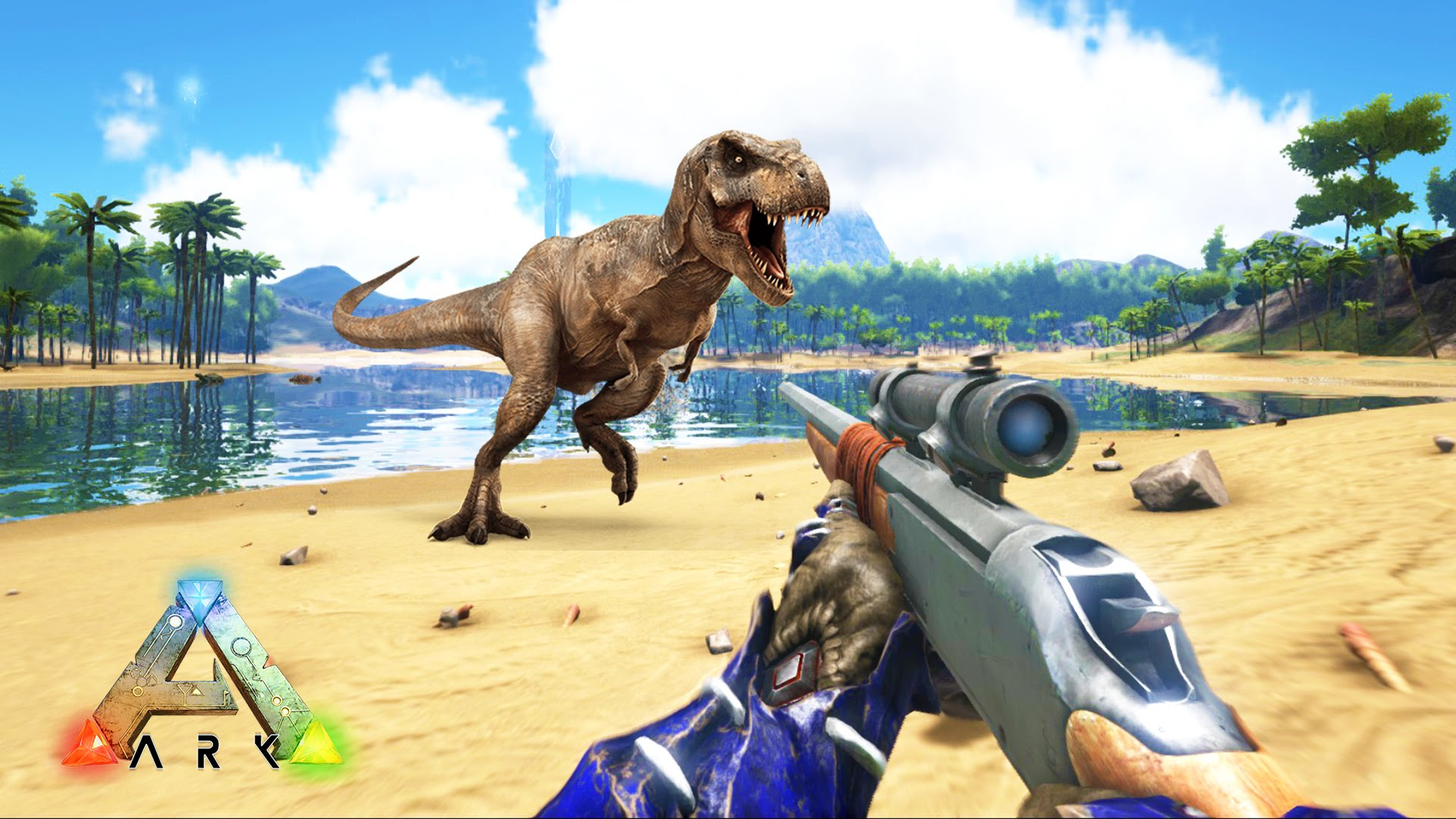 ARK: Scorched Earth - Expansion Pack (Steam Gift / ROW)