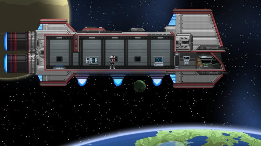 Starbound (Steam gift/ ROW/ Region Free)
