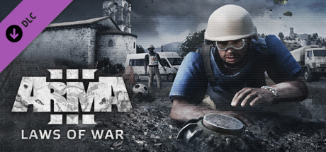 ARMA 3 LAWS OF WAR (Steam RU)