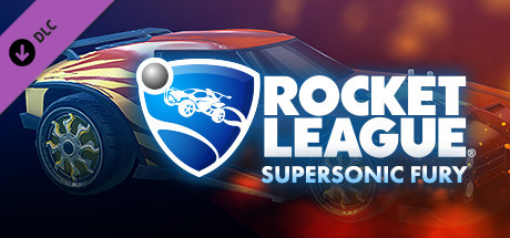 Rocket League - Supersonic Fury DLC Pack Steam RU