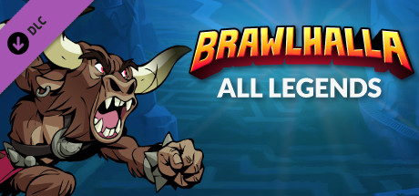 Brawlhalla - All Legends (Current and Future) Steam RU