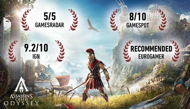 Assassin´s Creed Odyssey - Gold (Steam RU CIS)