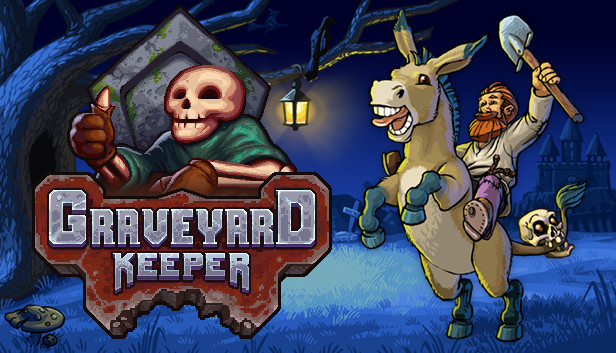 Graveyard Keeper Steam RU