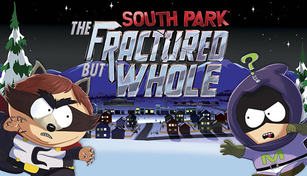 South Park The Fractured But Whole Gold Edition RU