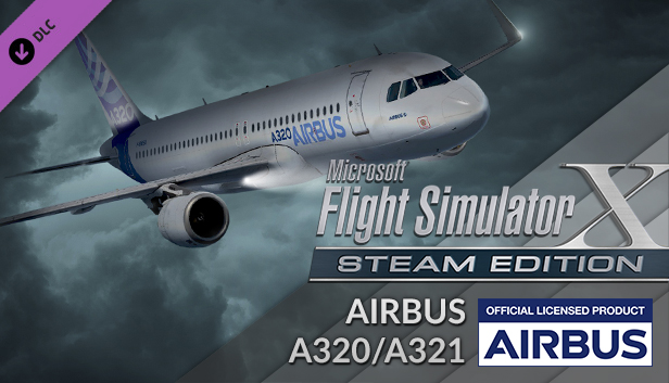FSX Steam Edition Airbus A320A321 Add-On Steam RU