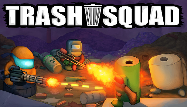 Trash Squad Steam RU