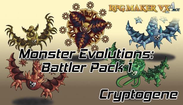 RPG Maker Battlers скачать