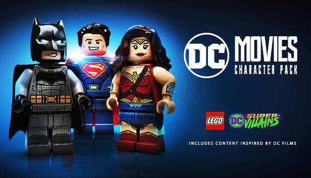 LEGO® DC Super-Villains Movies Pack Steam RU UA CIS
