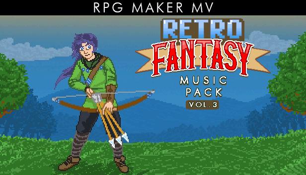 RPG Maker MV - Retro Fantasy Music Pack Vol 3 Steam RU UA CIS