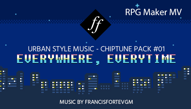 RPG Maker MV - Everywhere, Everytime Music Pack Steam RU UA CIS