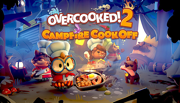 Overcooked! 2 - Campfire Cook Off Steam RU