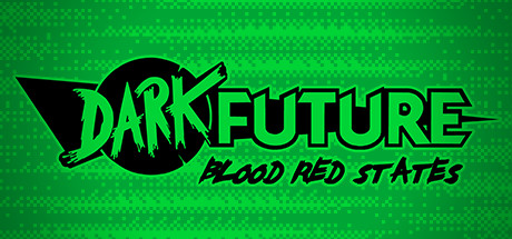 Dark Future: Blood Red States Steam RU