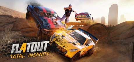 FlatOut 4: Total Insanity (Steam Global Account)