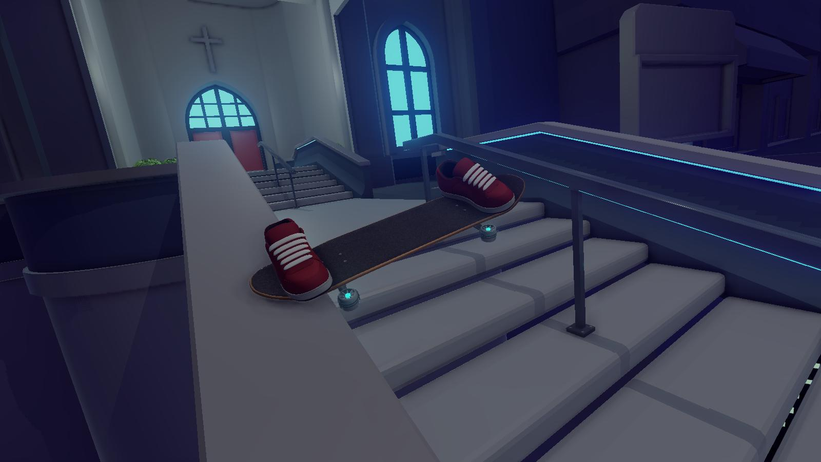 Hover Skate VR (Steam Global Account)