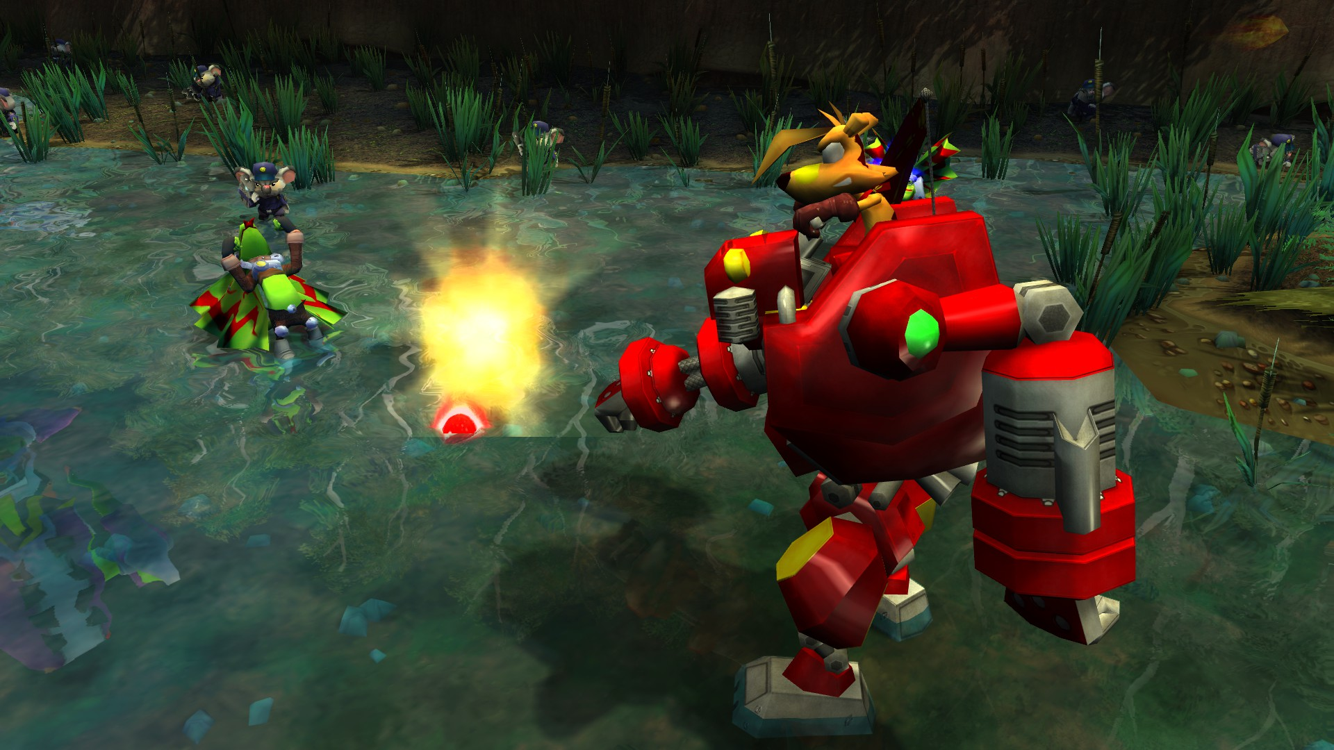TY the Tasmanian Tiger 2 (Steam Global Account)