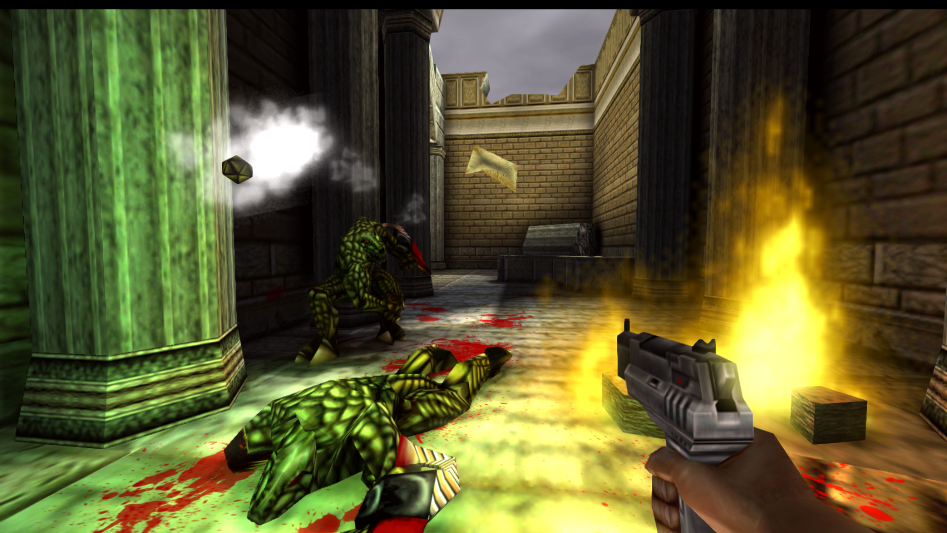 Turok 2: Seeds of Evil (Steam Global Account)