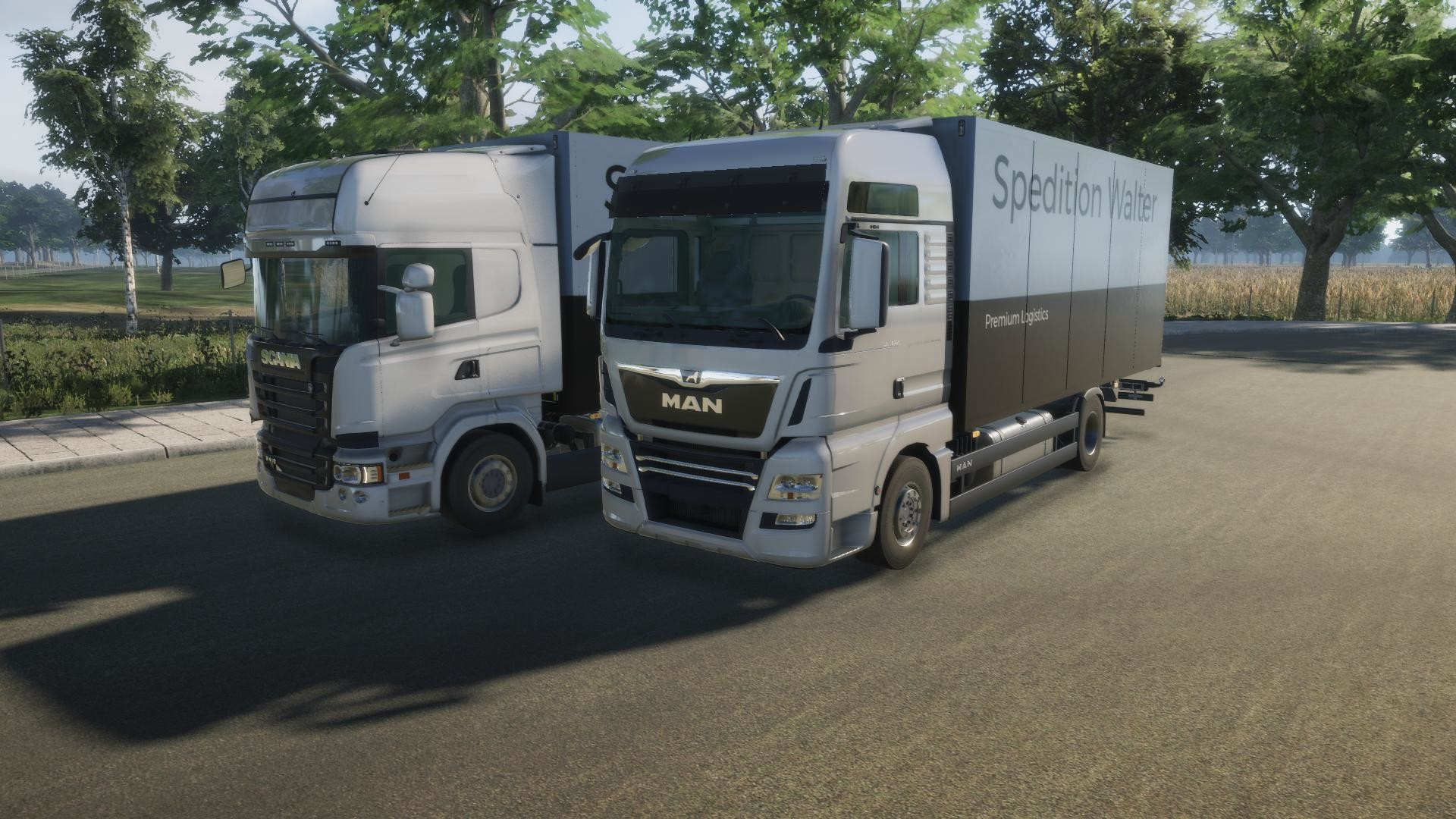 On The Road - Truck Simulator (Steam Global Account)